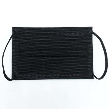3 PLY BLACK MASK (CASE)