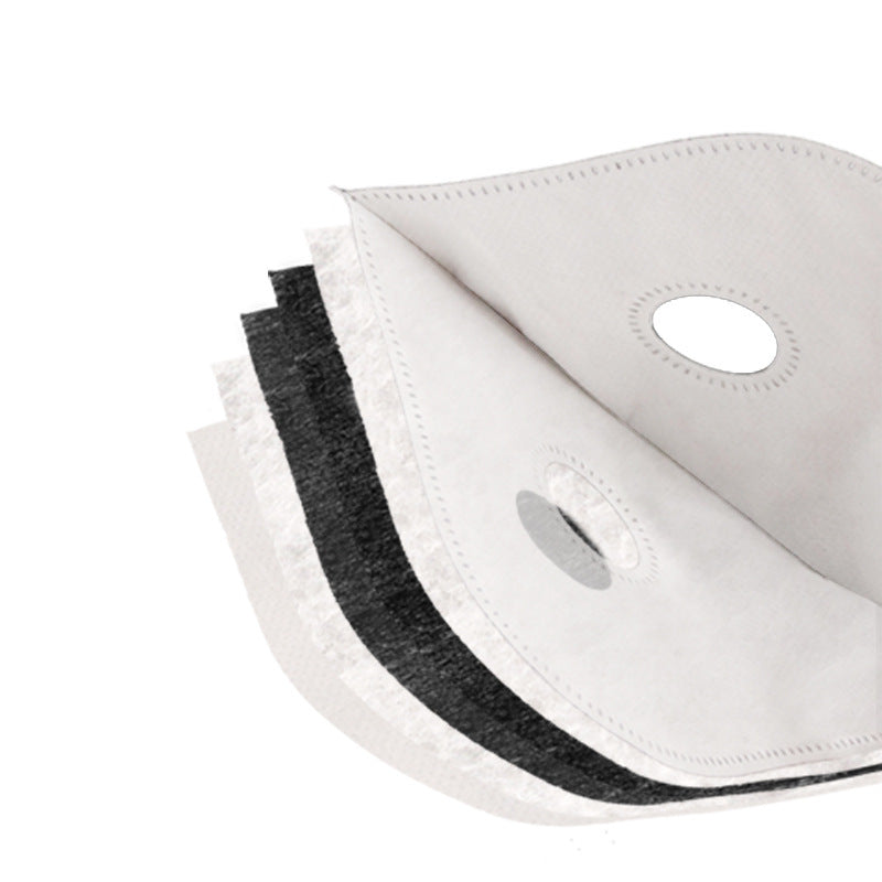 Anti-pollution With Activated Carbon filter  Mask