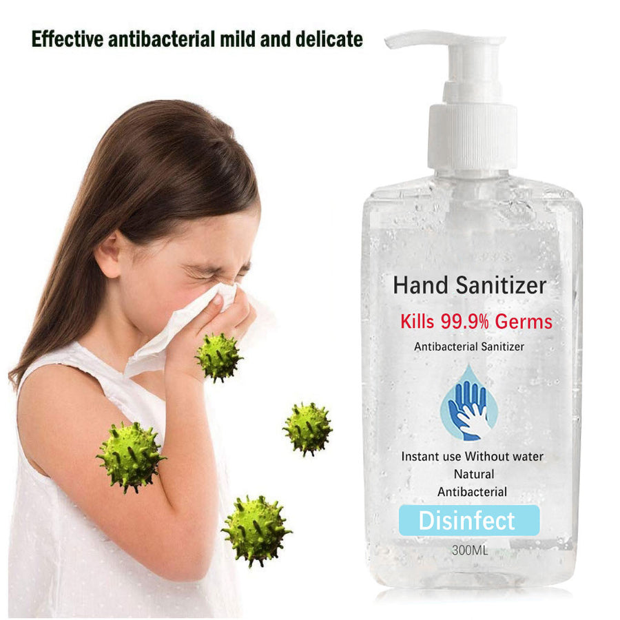 Alcohol-Free Bacteriostatic Hand Sanitize