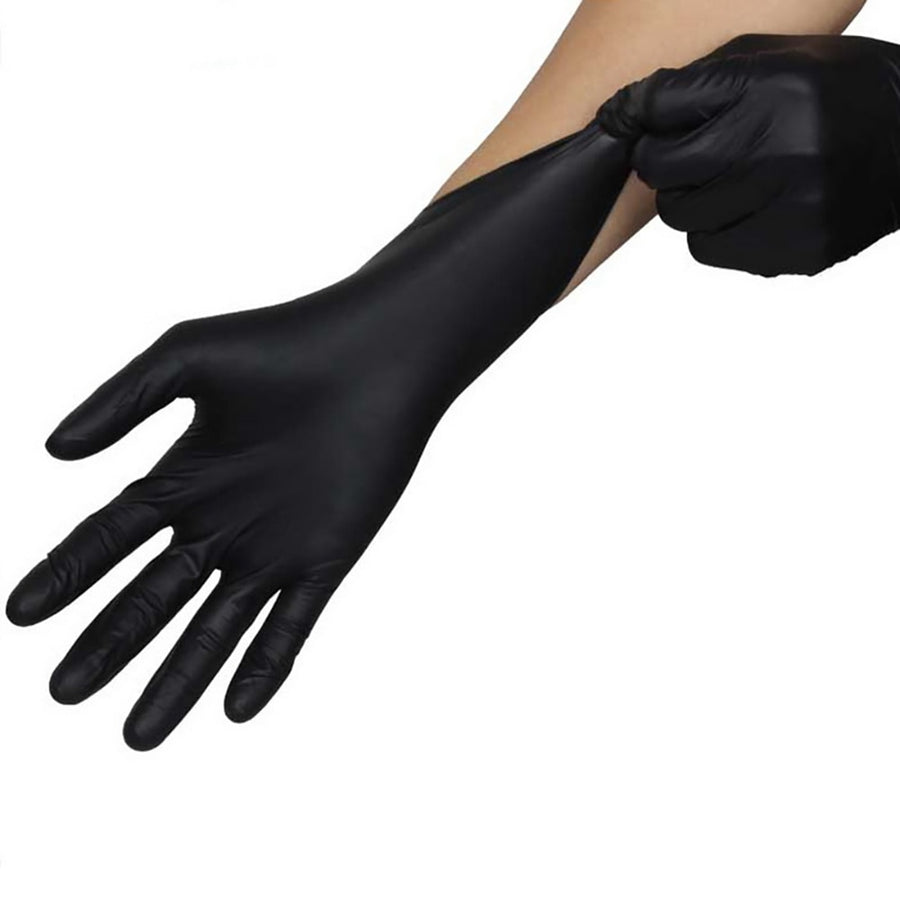 Universal  Super-Thin Nitrile Disposable Gloves