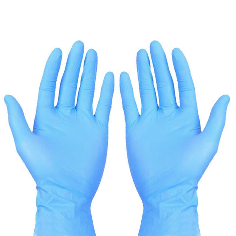 Waterproof Multipurpose Disposable Nitrile Gloves