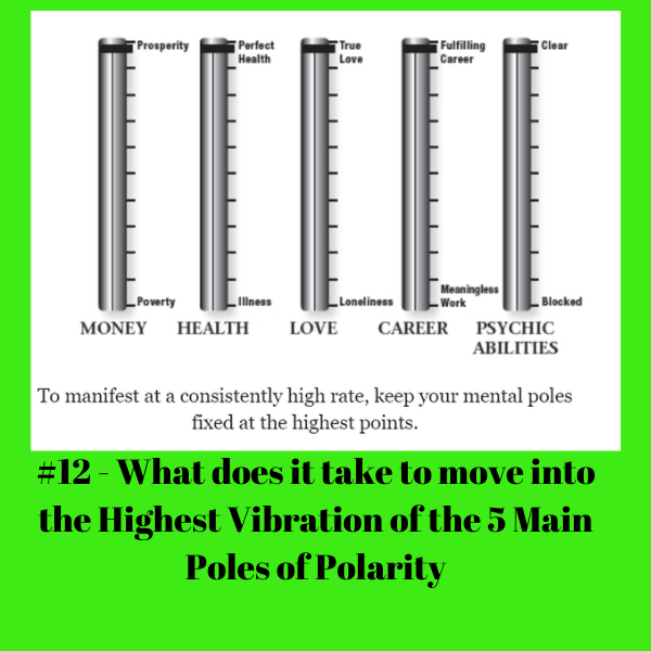 #12-SRT Clearing - Mastering the 5 mental polarity poles within