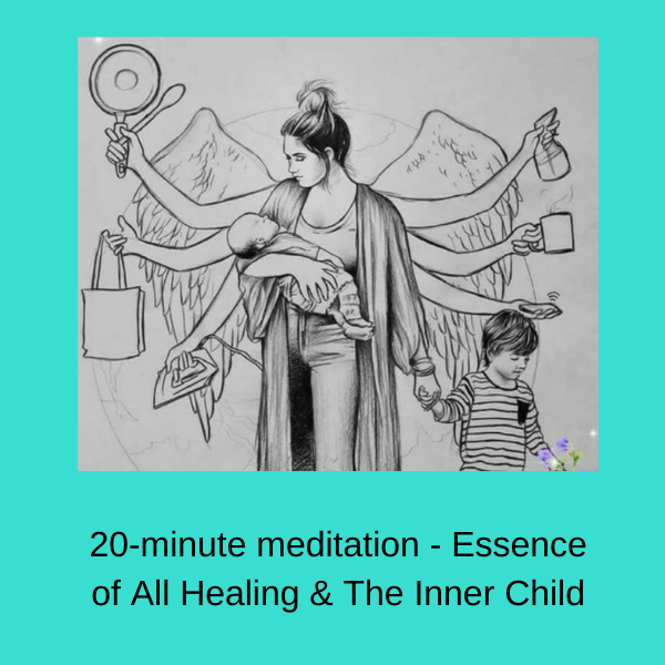 The Essence of All Healing - 20-minute meditation