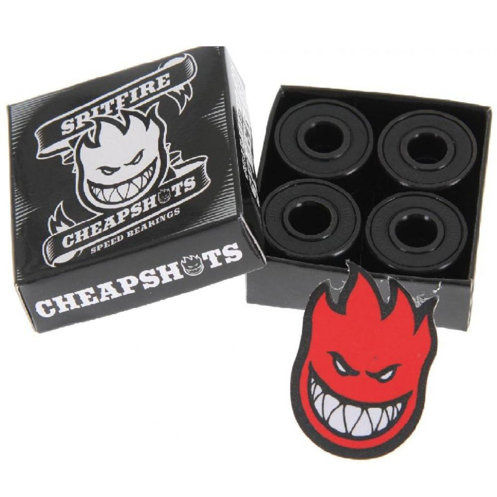 Spitfire Cheapshot Bearings