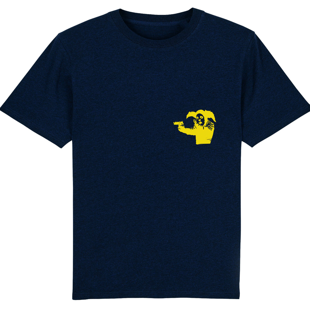 Clown Skateboards - Daily Operation T-shirt - Yellow
