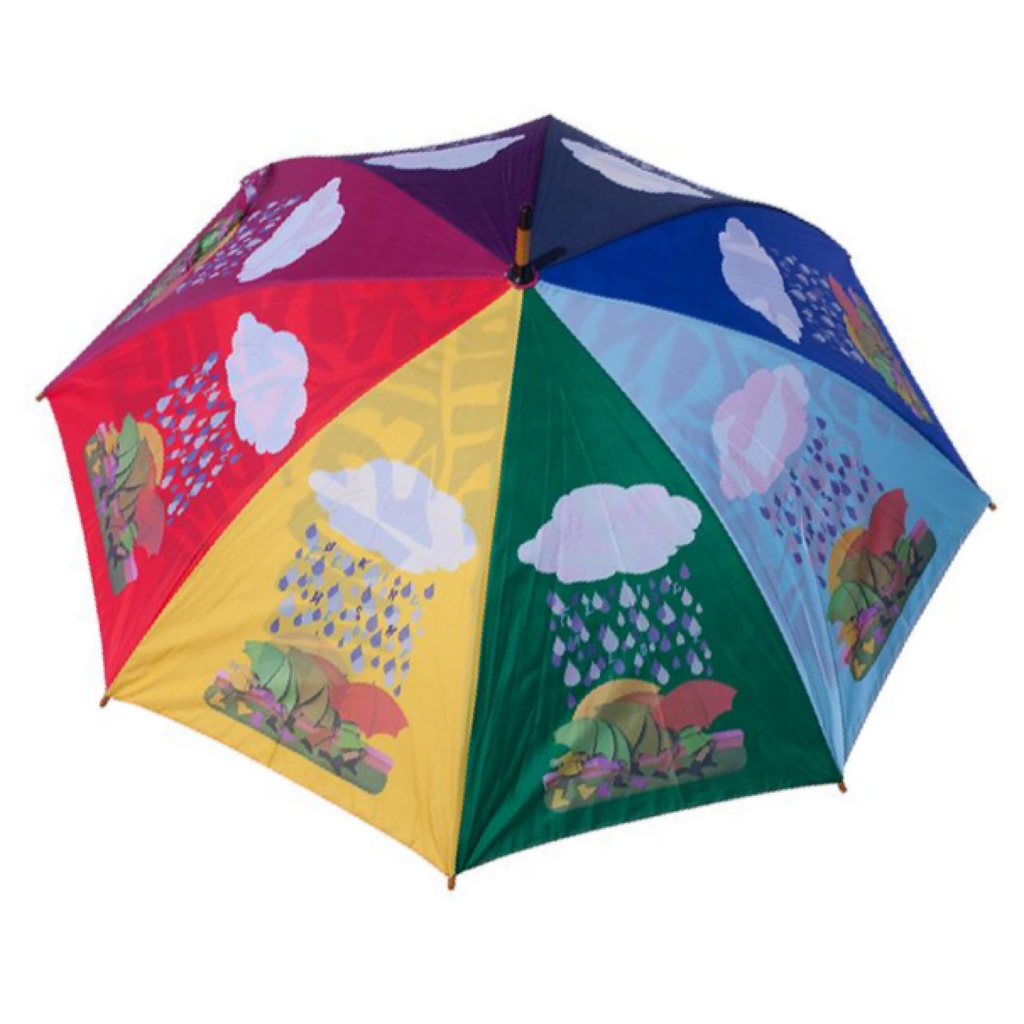 Fucking Awesome - Umbrella - Multi-Colour