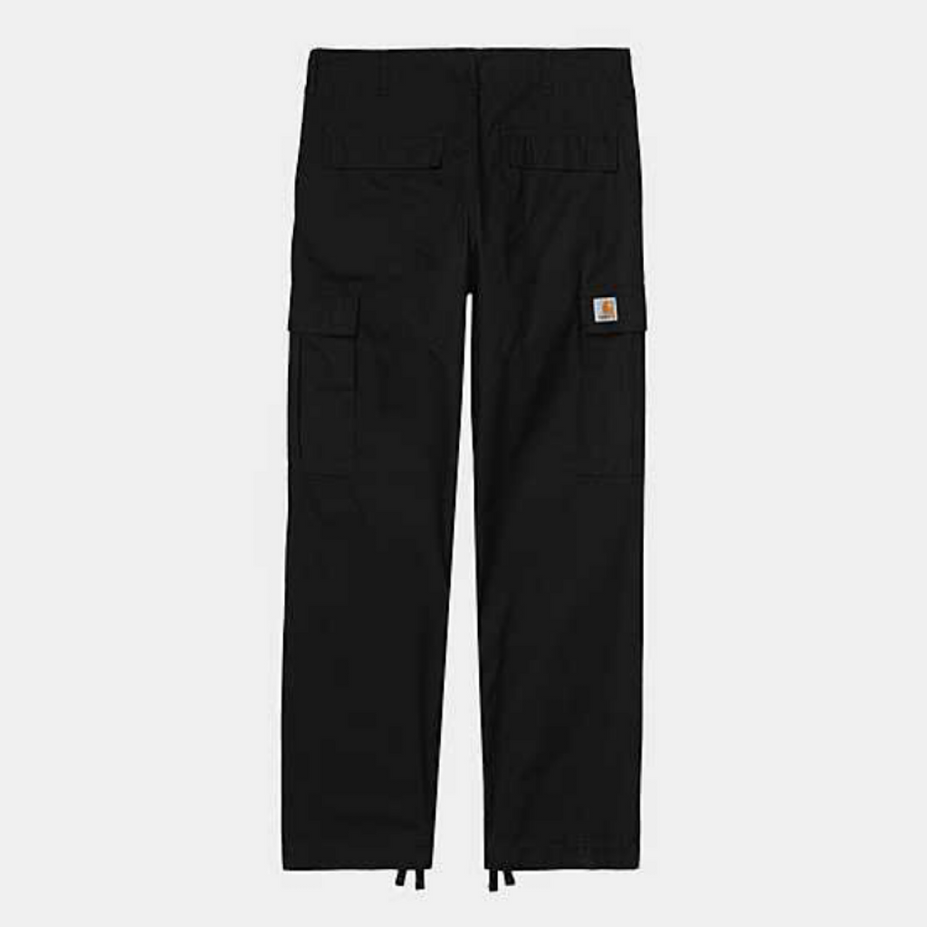 Carhartt WIP - Regular Cargo Pant - Black Rinsed