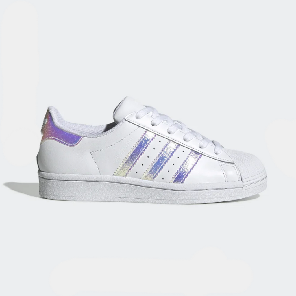 Adidas - SuperStar Junior - Cloud White / Cloud White / Cloud White