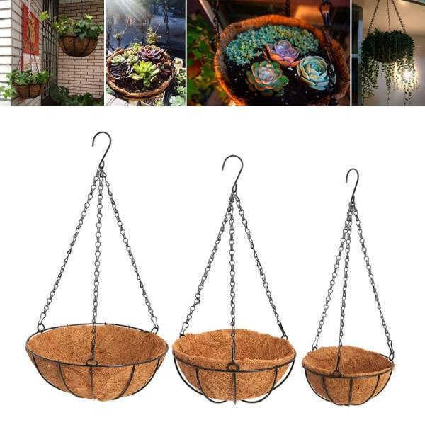 Hanging Coconut Pot