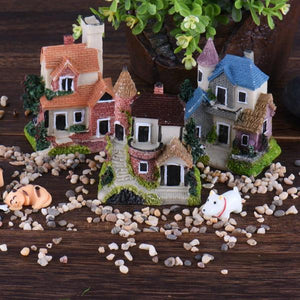 Resin Miniature house
