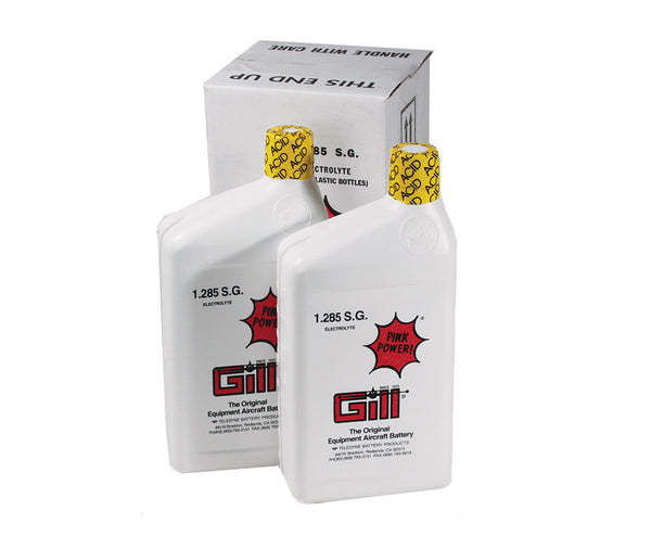 GILACID2QT, Gill 2 Quart Acid Pack