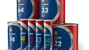 550043640 - Aeroshell 64 - 14oz Cartridge