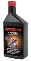 CAMGUARD-16OZ, Camguard Oil Additive, 16oz