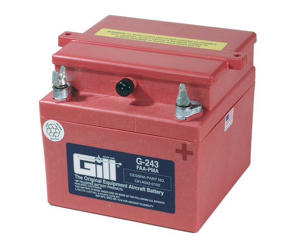 G-243 Gill 24V Battery, Without Acid