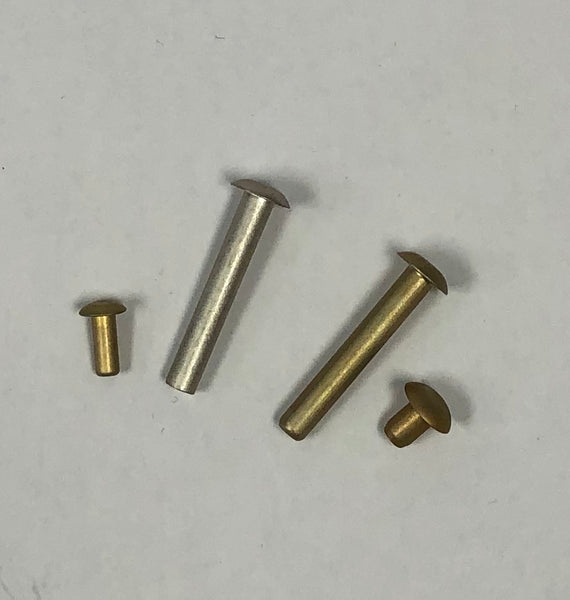 MS20470AD3-4=1LB Solid Rivets
