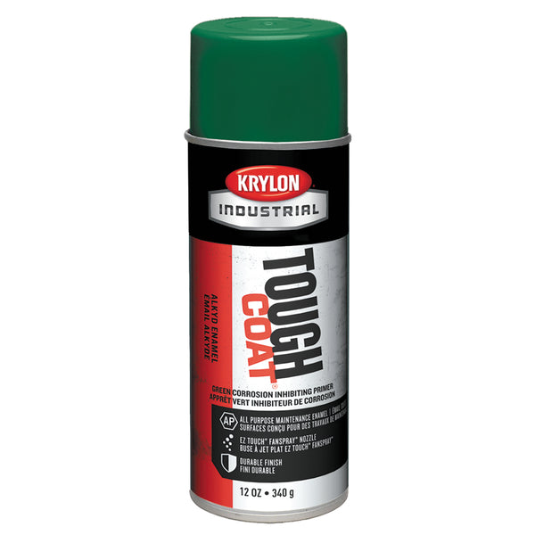 A00344007-CS Krylon Green Rust Inhibitive Primer, 12x12oz Case