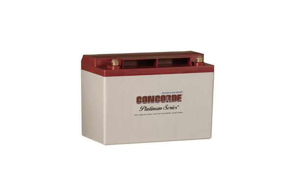 RG-35AXC Concorde Sealed Lead Acid Battery