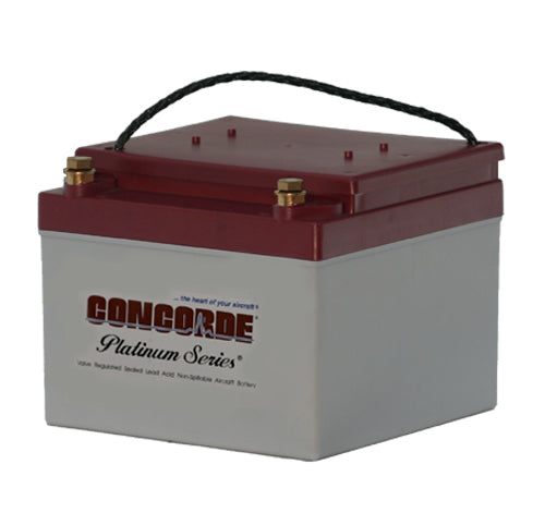 RG24-15 Concorde Sealed Lead Acid Battery
