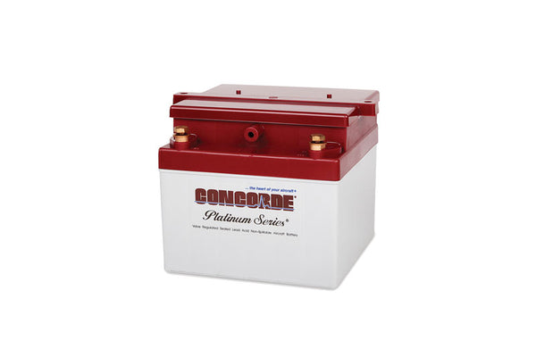 RG24-15M Concorde Sealed Lead Acid Battery