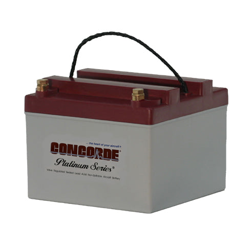 RG24-16 Concorde Sealed Lead Acid Battery
