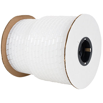 "SWP-1 Spiral Wrap, Polyethylene, Clear, 1"", Sold Per Ft"