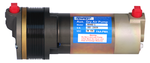 AA4A3-1 Dry Air Pump, Electric Auxiliary - 14VDC