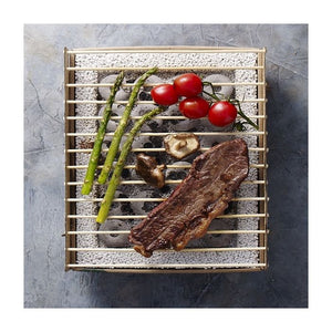 BBQ Instant Biodegradable Grill Set