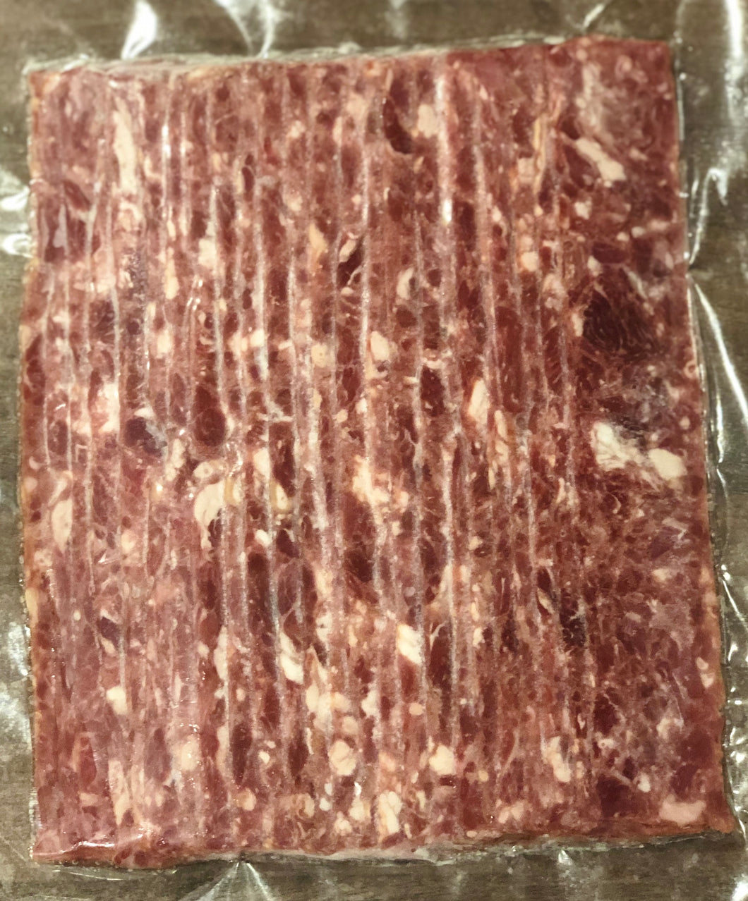 Frozen Beef Bacon Sliced - 250gms Pack