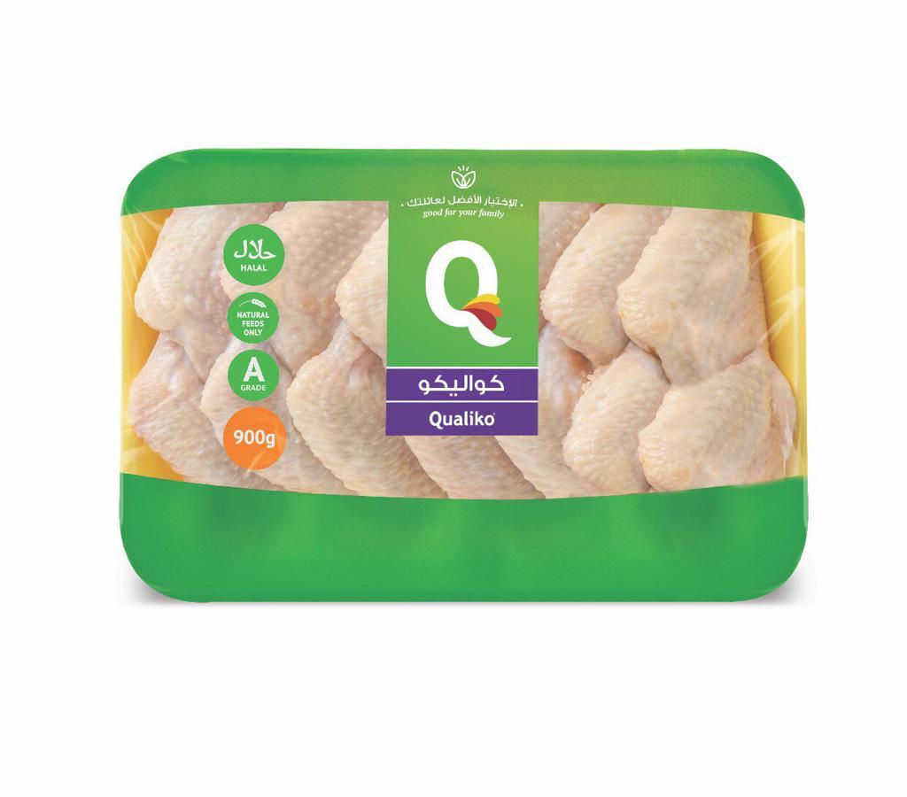 Qualiko Chicken Wings 900g