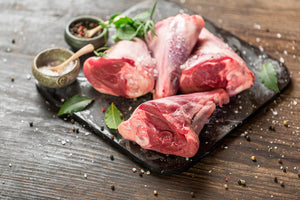 Fresh Australian Lamb Shank with Bone - 250gms - 300gms (Approx)