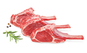 Fresh Pakistan Mutton Ribs / Chops - 250 gms
