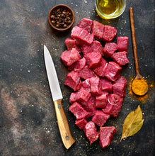 Load image into Gallery viewer, Fresh Australian Lamb Tikka (Ras Asfoor)- 250 gms with Marination Options