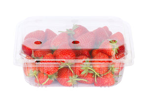 Fresh Strawberry  250gms Pack