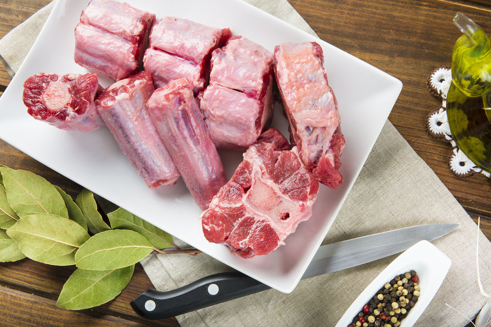 Chilled OxTail 500gms