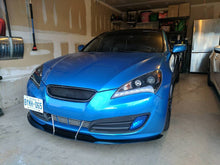 Load image into Gallery viewer, Genesis Coupe BK1 front splitter
