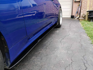 Genesis Coupe Side Splitter ( Winglet optional )