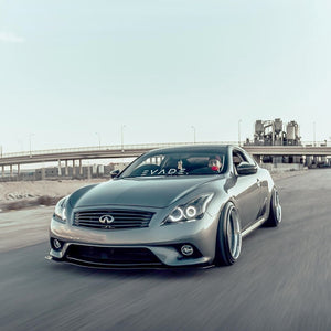 G37 coupe v2 sport splitter (winglet optional)