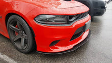 Load image into Gallery viewer, 2015 - 2019 Dodge Charger SRT, SCATPACK, HELLCAT Front Splitter