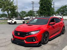 Load image into Gallery viewer, Honda Type R Front Splitter