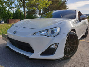 2013 - 2016 FRS Front Splitter ( Winglet Optional )