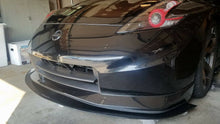 Load image into Gallery viewer, 370z NISMO V1 Front Splitter