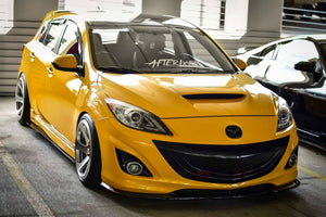2010 - 2013 Mazdaspeed3 Side extension / side splitter