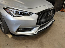 Load image into Gallery viewer, 2017 - 2020 Q60 Coupe Front Lip Splitter