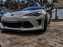 Load image into Gallery viewer, Toyota 86 Front splitter  ( 2017 - 2020 ) Winglets optional