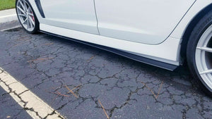 Chevy SS side splitter, side skirt extension fits: 2014, 2015, 2016 and 2017. ( also fits G8 )