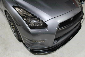 12 - 16 GTR DBA SPLITTER for stock bumper