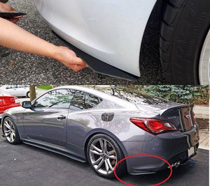 Genesis Coupe Rear Spat