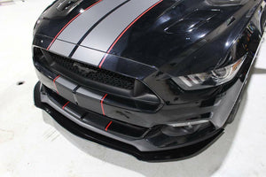 2015 - 2017 Front splitter Mustang base model.