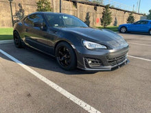 Load image into Gallery viewer, 17 - 20 BRZ Front Splitter. (Rods included)