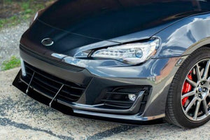 17 - 20 BRZ Front Splitter. (Rods included)